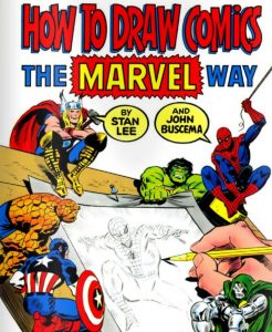 how-to-draw-comics-marvel-way