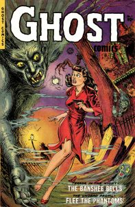 Ghost Comics 01 - 01 front cover