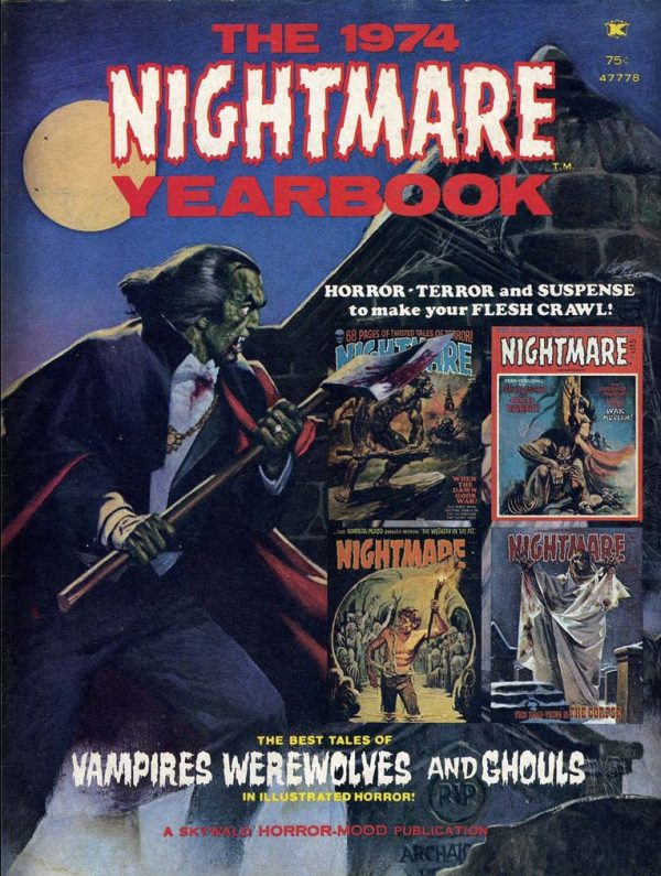 Skywald_Nightmare_The_1974_Yearbook_Cover