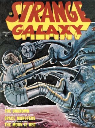 Strange Galaxy 02 February 1971