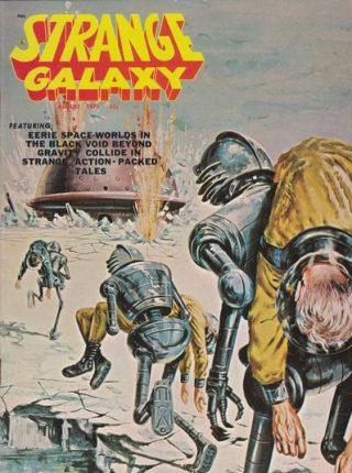Strange Galaxy #11 August 1971