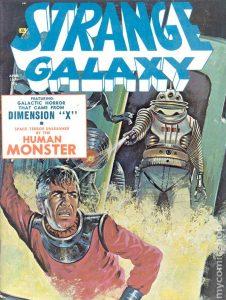Strange Galaxy April 1971 #09