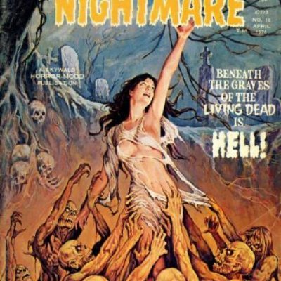 Nightmare Issue April 1974