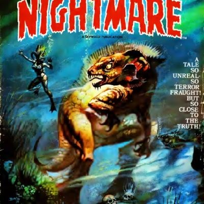 Nightmare Issue August 1971