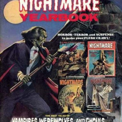 The 1974 Nightmare Yearbook #01 Skywald Publications