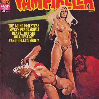 Vampirella Issue #60