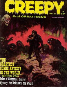 Creepy 002 Magazine Warren Download