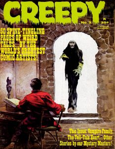 Creepy 003 Magazine Warren Download