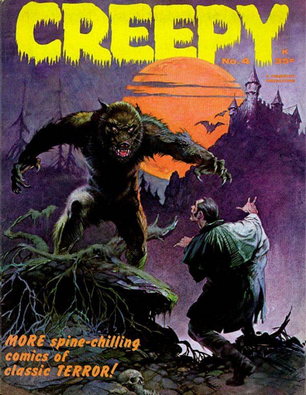 Creepy 004 Magazine Warren Download