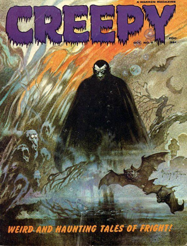 Creepy 005 Magazine Warren Download