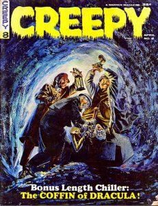 Creepy 008 Magazine Warren Download
