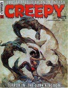 Creepy 009 Magazine Warren Download