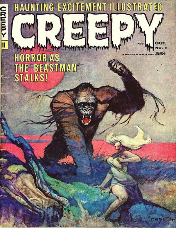 Creepy 011 Magazine Warren Download