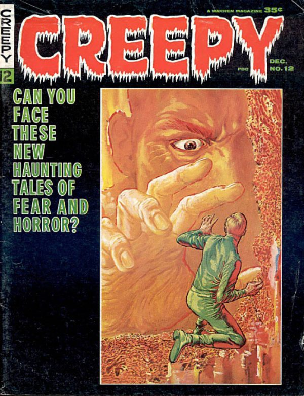 Creepy 012 Magazine Warren Download