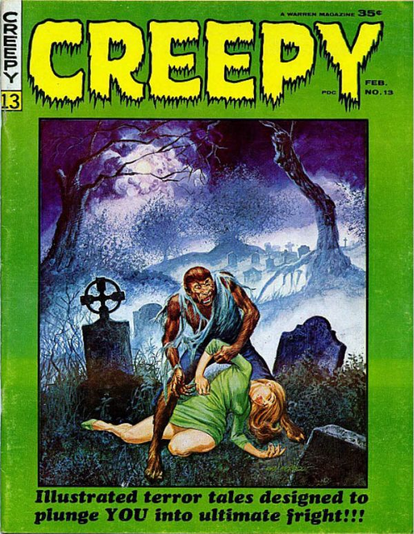 Creepy 013 Magazine Warren Download