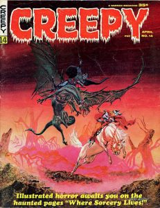 Creepy 014 Magazine Warren Download