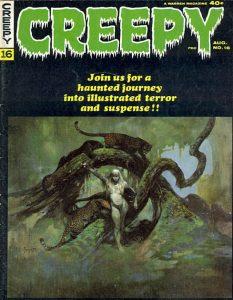 Creepy 016 Magazine Warren Download