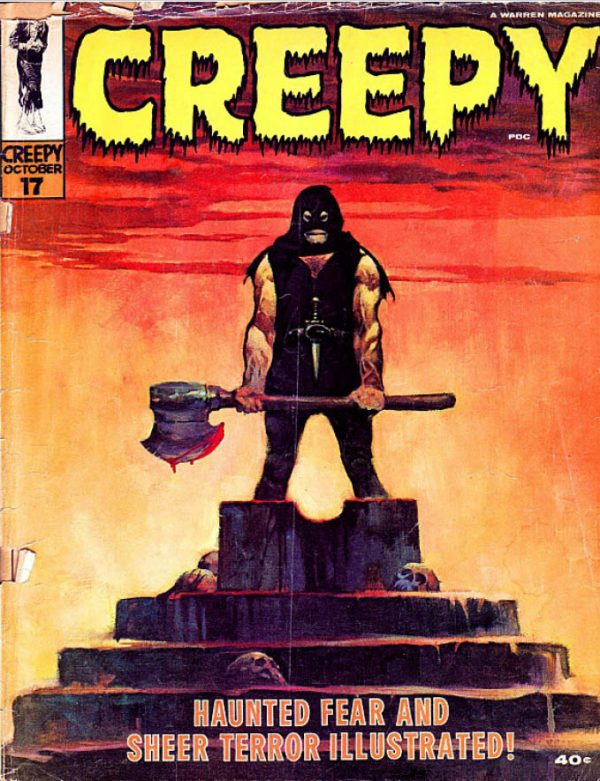 Creepy 017 Magazine Warren Download