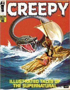 Creepy 018 Magazine Warren Download