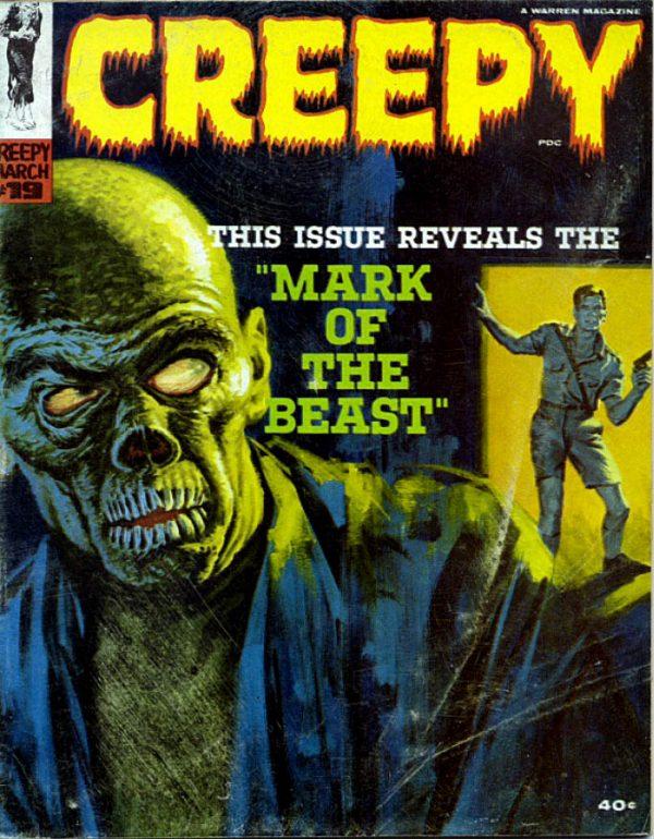 Creepy 019 Magazine Warren Download