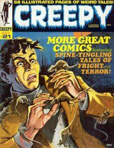 Creepy 021 Magazine Warren Download