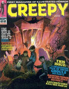 Creepy 022 Magazine Warren Download