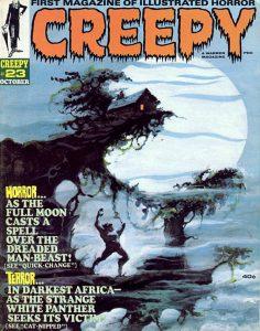 Creepy 023 Magazine Warren Download