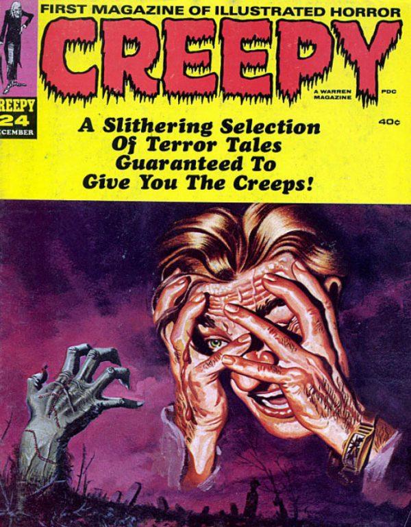 Creepy 024 Magazine Warren Download