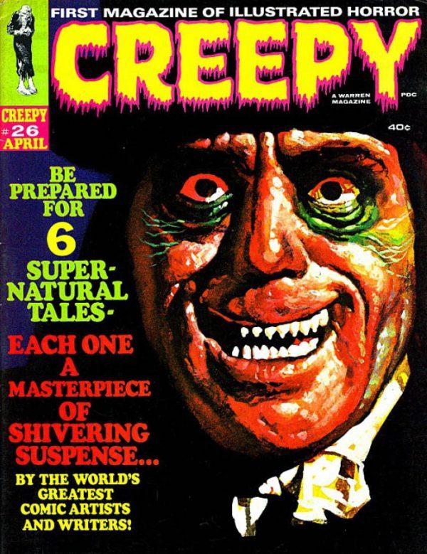 Creepy 026 Magazine Warren Download