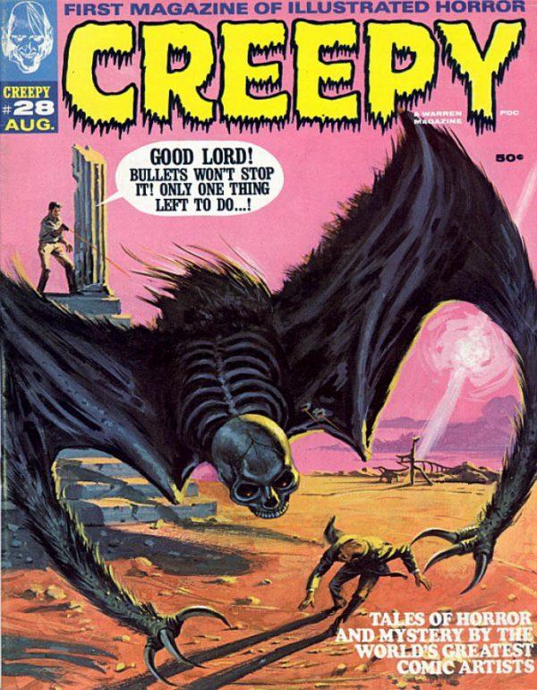 Creepy 028 Magazine Warren Download