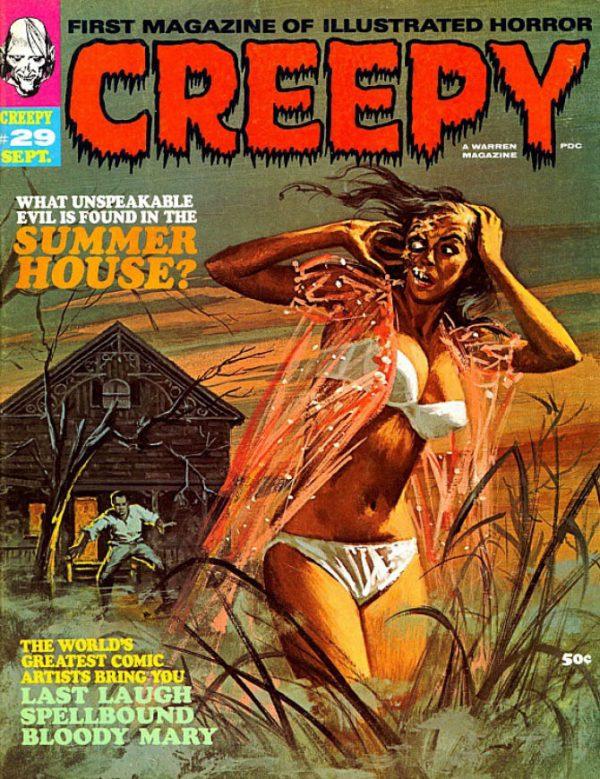 Creepy 029 Magazine Warren Download
