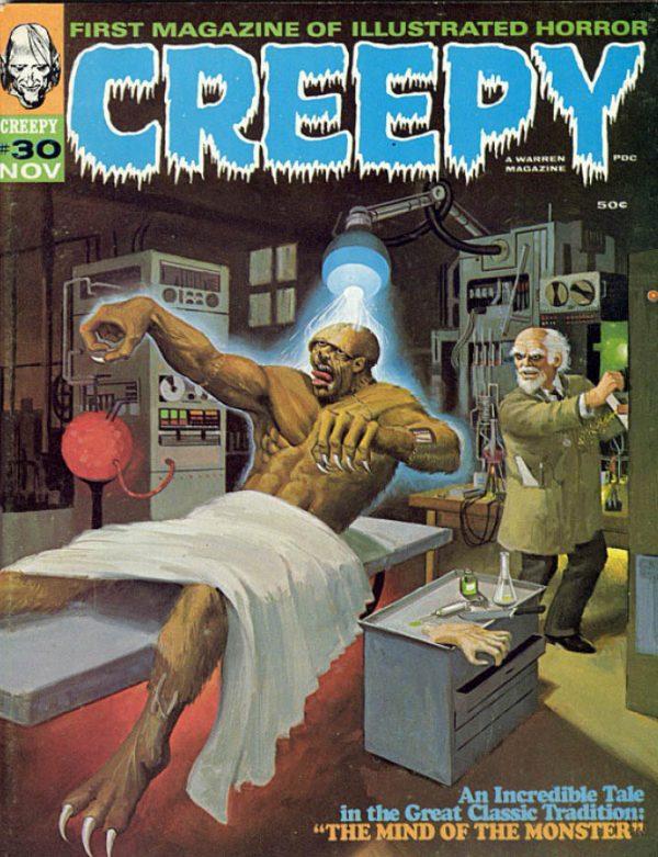 Creepy 030 Magazine Warren Download