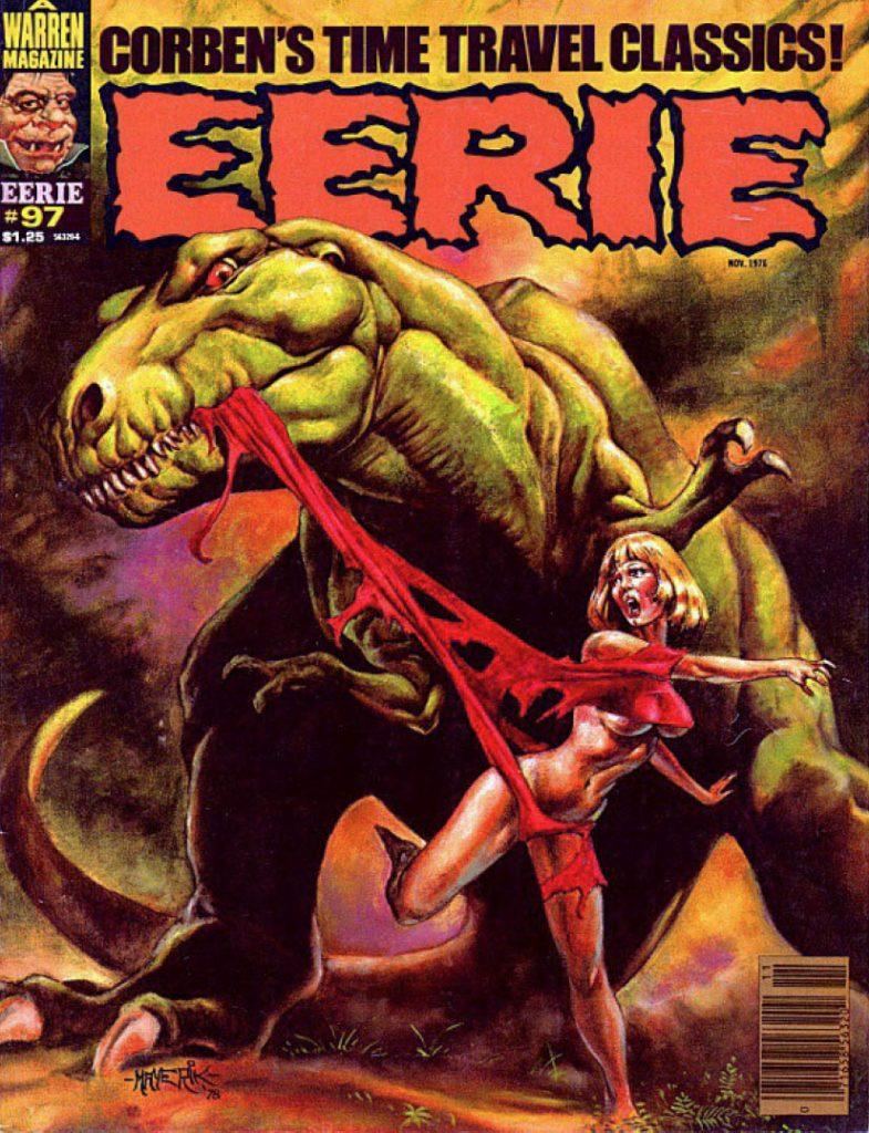 download eerie publications comics books inc