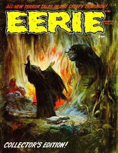 Eerie Comic Horror Issue 002