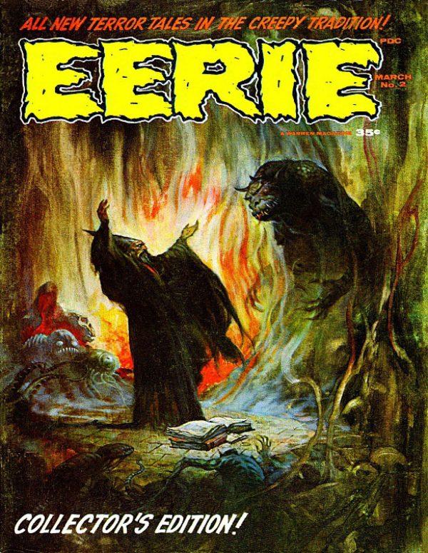 Eerie Comic Horror Issue 002