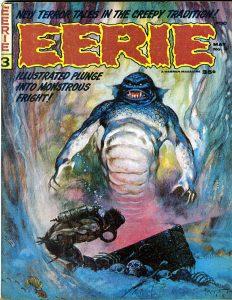 Eerie Comic Issue 003