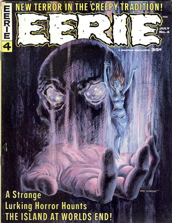 Eerie Comic Issue 004
