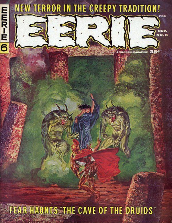 Eerie Comic Download Issue 006