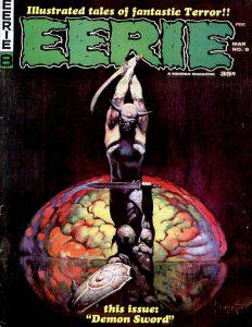 Eerie Comic Issue 008