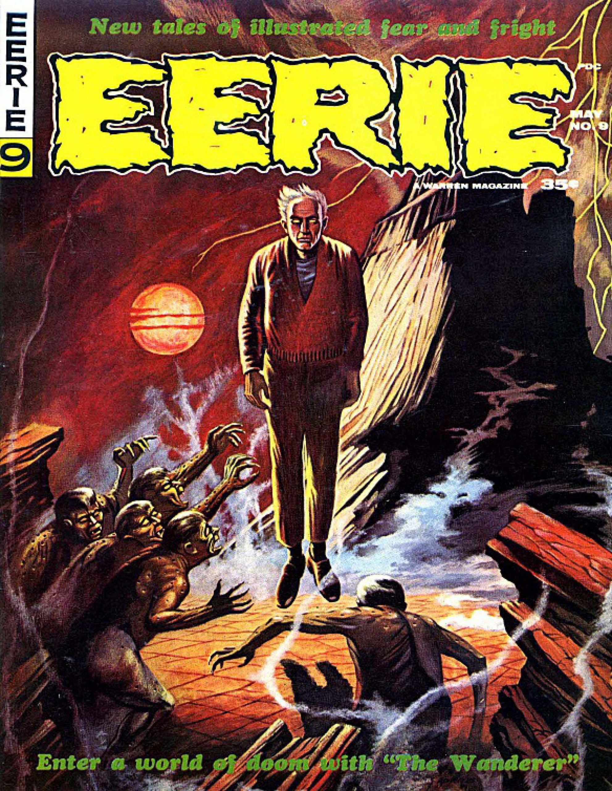 Eerie Comics Issue 009 Download