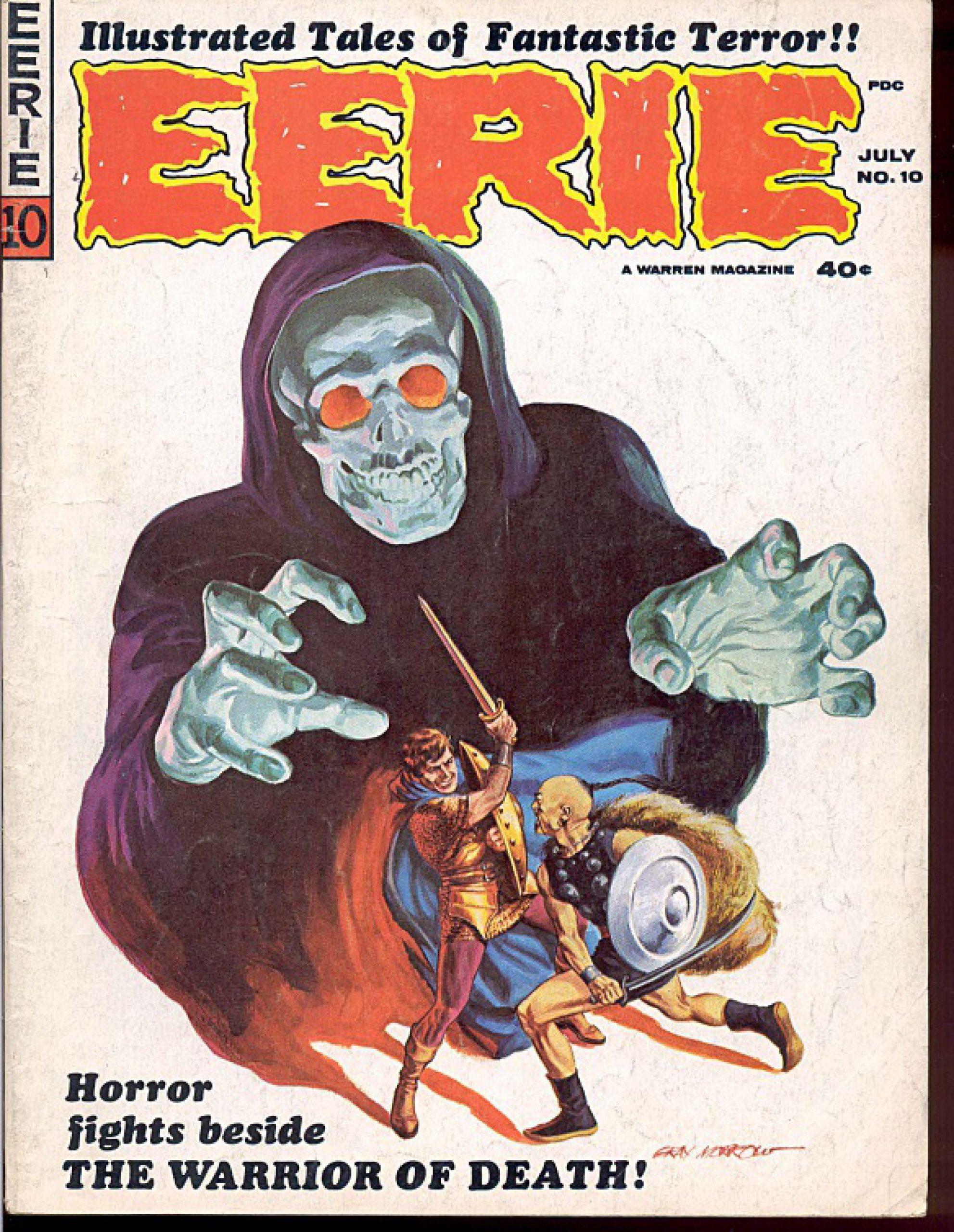 Eerie Comics Issue 010 Download