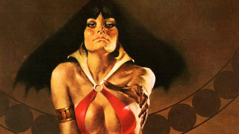Vampirella Issue May 1977
