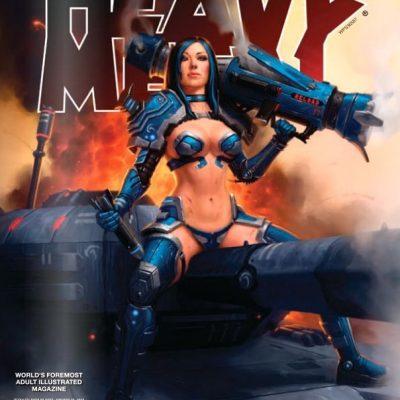 Heavy Metal Issue January 2012