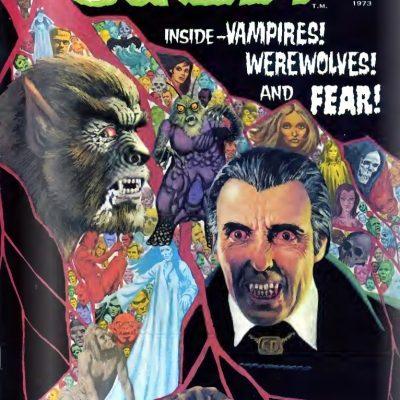Scream Issue December 1973