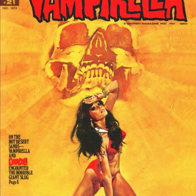 Vampirella Issue May 1972