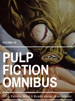 Pulp Fiction Omnibus Volume 03 Kindle Book Cover