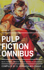 Pulp Fiction Omnibus Volume 01 Kindle Book Cover