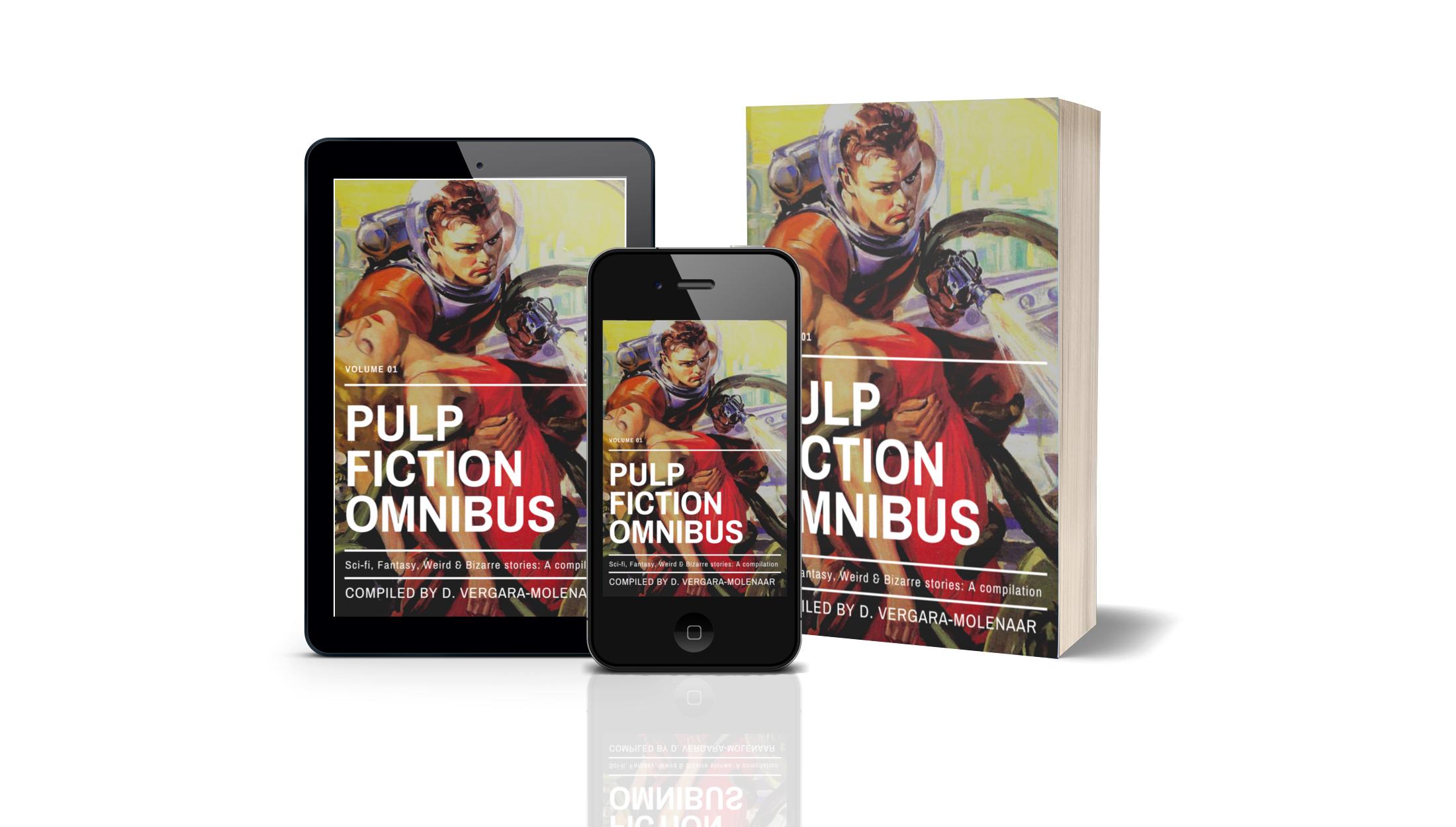 pulp fiction omnibus volume 01 - wbg