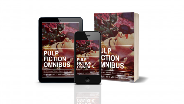 pulp fiction omnibus volume 02 - white